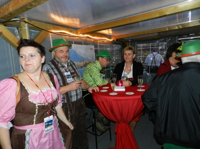 Ledenfeest - Winter in Tirol