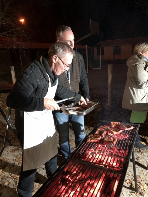 workshop winterbarbecue en marineren